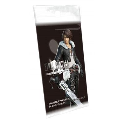 Booster Pack, Final Fantasy TCG, Opus II