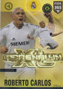 Adrenalyn XL FIFA 365 2019 - 003 Roberto Carlos (Real Madrid CF) AXL Legend