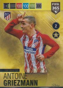 Adrenalyn XL FIFA 365 2019 - 005 Antoine Griezmann (Atlético de Madrid) Top Master
