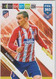Adrenalyn XL FIFA 365 2019 - 044  Antoine Griezmann (Atlético de Madrid) Team Mate