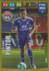 Adrenalyn XL FIFA 365 2020 - 141 Lenny Pintor  - Olympique Lyonnais - Wonder Kid