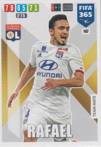 Adrenalyn XL FIFA 365 2020 - 147 Rafael  - Olympique Lyonnais - Team Mate