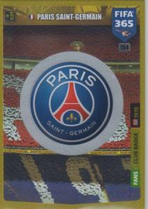 Adrenalyn XL FIFA 365 2020 - 154 Club Badge  - Paris Saint-Germain - Club Badge