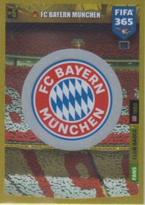 Adrenalyn XL FIFA 365 2020 - 172 Club Badge  - FC Bayern München - Club Badge