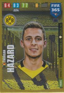 Adrenalyn XL FIFA 365 2020 - 192 Thorgan Hazard  - Borussia Dortmund - Impact Signing