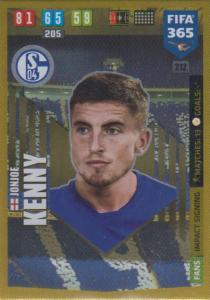 Adrenalyn XL FIFA 365 2020 - 212 Jonjoe Kenny  - FC Schalke 04 - Impact Signing