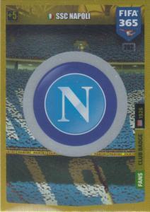 Adrenalyn XL FIFA 365 2020 - 262 Club Badge  - SSC Napoli - Club Badge