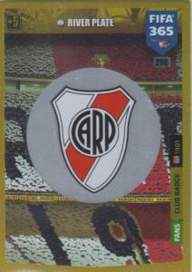 Adrenalyn XL FIFA 365 2020 - 298 Club Badge  - CA River Plate - Club Badge