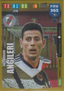 Adrenalyn XL FIFA 365 2020 - 302 Fabrizio Anglieri  - CA River Plate - Impact Signing