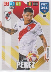 Adrenalyn XL FIFA 365 2020 - 310 Enzo Pérez  - CA River Plate - Team Mate