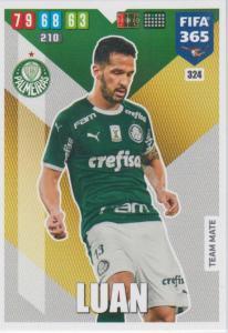 Adrenalyn XL FIFA 365 2020 - 324 Luan  - Palmeiras - Team Mate