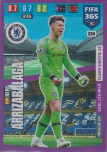 Adrenalyn XL FIFA 365 2020 - 334 Kepa Arrizabalaga  - Chelsea - Goal Stopper