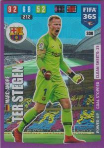 Adrenalyn XL FIFA 365 2020 - 338 Marc-André ter Stegen  - FC Barcelona - Goal Stopper