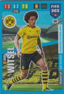 Adrenalyn XL FIFA 365 2020 - 357 Axel Witsel  - Borussia Dortmund - Key Player