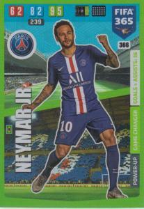 Adrenalyn XL FIFA 365 2020 - 366 Neymar Jr  - Paris Saint-Germain - Game Changer