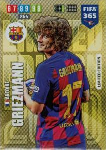 Adrenalyn XL FIFA 365 2020 - Antoine Griezmann (FC Barcelona)  - Limited Edition