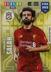 Adrenalyn XL FIFA 365 2020 - Mohamed Salah (Liverpool)  - Limited Edition