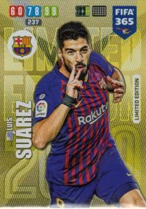 Adrenalyn XL FIFA 365 2020 - Luis Suarez (FC Barcelona)  - Limited Edition