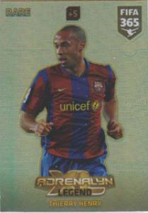 FIFA365 17-18 003 Thierry Henry - Legend