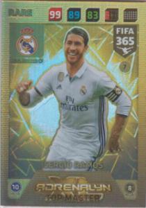 FIFA365 17-18 007  Sergio Ramos - Top Master