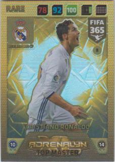 FIFA365 17-18 008 Cristiano Ronaldo - Top Master