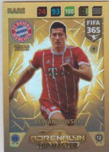 FIFA365 17-18 009 Robert Lewandowski - Top Master