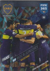 FIFA365 17-18 015 Boca Juniors - Milestone - Boca Juniors
