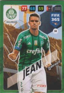 FIFA365 17-18 034 Jean - Impact Signing - Palmeiras