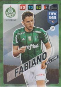 FIFA365 17-18 037 Fabiano - Team Mate - Palmeiras