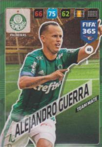 FIFA365 17-18 040 Alejandro Guerra - Team Mate - Palmeiras