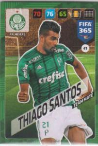 FIFA365 17-18 041 Thiago Santos - Team Mate - Palmeiras