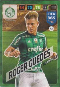 FIFA365 17-18 043 Róger Guedes - Team Mate - Palmeiras
