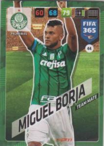 FIFA365 17-18 044 Miguel Borja - Team Mate - Palmeiras