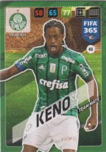 FIFA365 17-18 045 Keno - Team Mate - Palmeiras