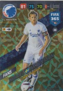 FIFA365 17-18 048 Mikael Antonsson - Fans' Favourite - FC København
