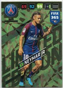 FIFA365 17-18 Neymar Jr, Limited Edition, Paris Saint-Germain