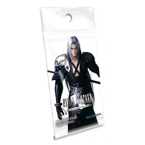 Booster Pack, Final Fantasy TCG, Opus III