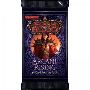 Flesh & Blood TCG - Arcane Rising Unlimited Booster