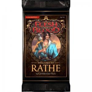 Flesh & Blood TCG - Welcome to Rathe Unlimited Booster