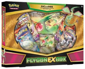 Pokémon, Flygon-EX Box