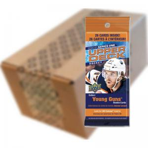 Sealed Box 2020-21 Upper Deck Series 1 Fat Pack [94934]