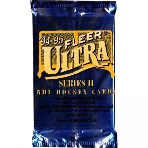 1st Paket 1994-95 Fleer Ultra Series 2