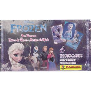Frozen, Panini Photo Cards, 1 Booster