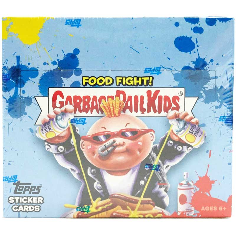 Hel Box Garbage Pail Kids Food Fight Series 1 (Topps 2021)