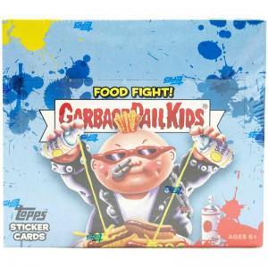Sealed Box Garbage Pail Kids Food Fight Series 1 (Topps 2021)