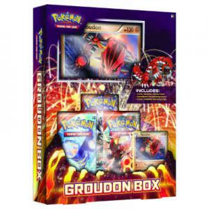 Pokémon, Groudon Box