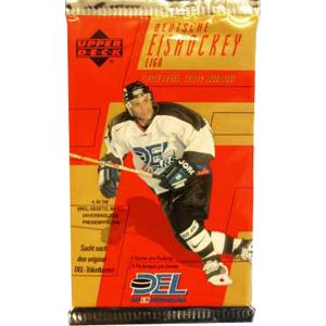 1 Pack, 2000-01 Upper Deck DEL