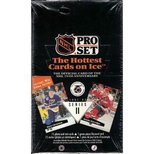 Hel Box 1991-92 Pro Set series 2