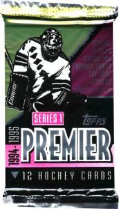 1st Paket 1994-95 Topps Premier, Serie 1