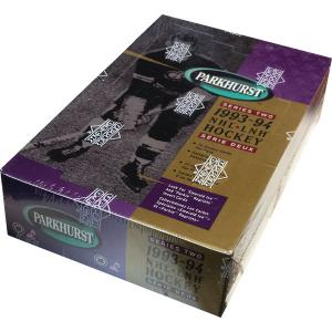 Hel Box 1993-94 Parkhurst Serie 2 Canadian